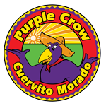Purple Crow Logo